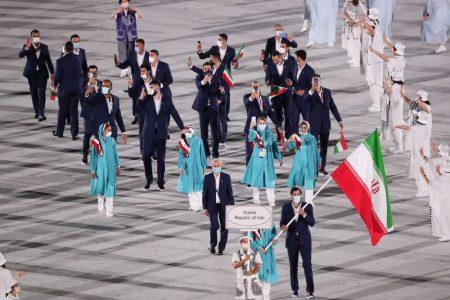 زارع، پرچمدار ایران در اختتامیه المپیک ۲۰۲۰ شد