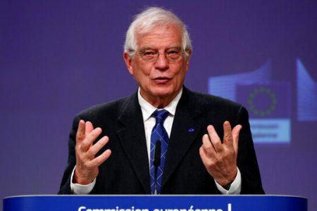 اتحادیه اروپا: باید به وزیر خارجه ایران فرصت بیشتری داده شود