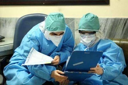 فوت ۲۸۶ بیمار مبتلا به کرونا و شناسایی ۱۷ هزار و ۴۳۳ بیمار جدید در کشور