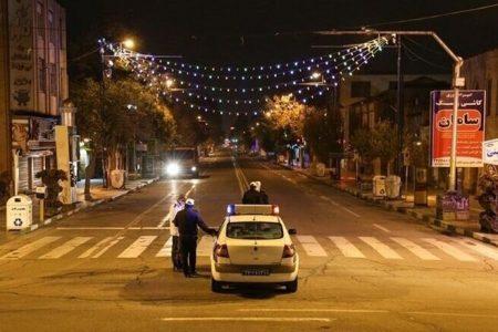 استاندار تهران: فعلا محدویت تردد شبانه برقرار است