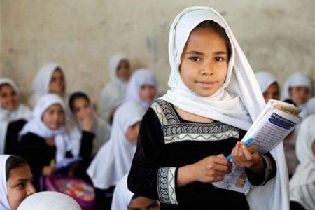 یونیسف: دختران افغانستانی باید از حق رفتن به مدرسه برخوردار باشند