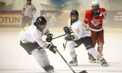 حضور تیم هاکی روی یخ زنان ایران در فینال رقابتهای باشگاهی