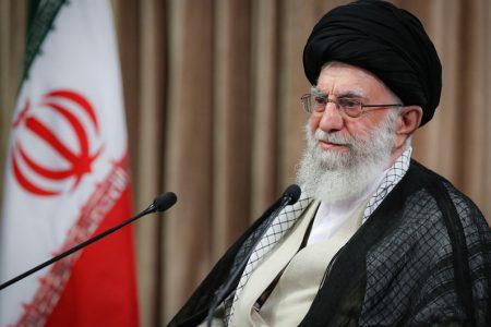 دیدار جمعی از مسئولان و مهمانان کنفرانس وحدت اسلامی با رهبر انقلاب