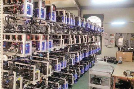 بورس تهران از طریق ماینرها ۳ بیت کوین استخراج کرد