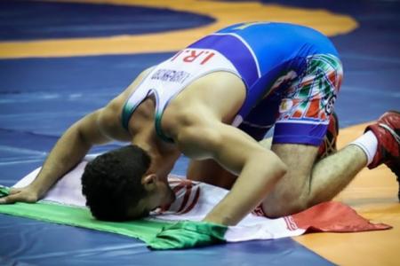 قهرمانی کشتی ایران با کسب ۴ مدال طلا در مسابقات پیشکسوتان جهان